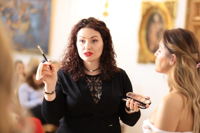 Masterclass Renata Abdullaeva