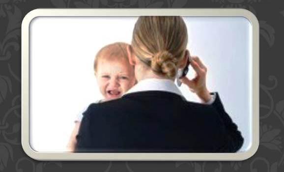 Cariera unei femei si rolul de mama
