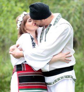 iubirea la romani de dragobete