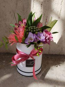 cutie flori - emotii parfumate