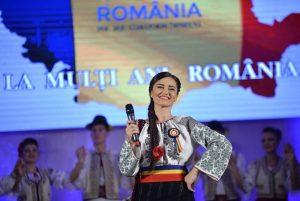 Sanziana Stefan interpret muzica populara - interviu