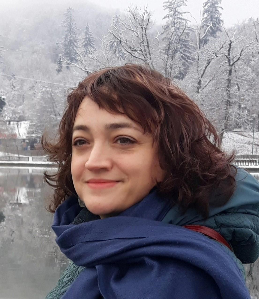 Gânduri la final de an – coffee break cu Agata Secelean