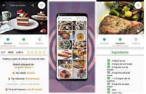 """"""" Ce gătim astăzi? """" – o nouă aplicație pentru gătit"""